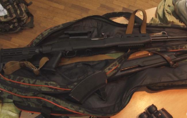 В полиции сообщили, кто ворвался с оружием на предприятие в Одессе