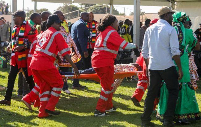 В Зимбабве в результате массовых беспорядков погибли 6 человек