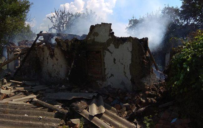 В результате взрыва в Полтавской области пострадали 4 человека