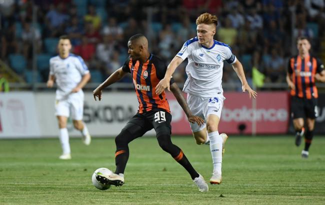 Динамо - Шахтер 0-0: видео голов и обзор матча