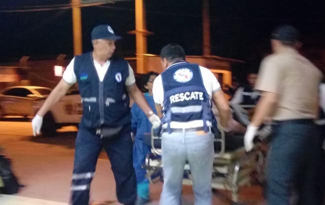 В Перу автобус упал в пропасть, 9 человек погибли