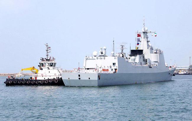 Иран провел военные учения в Персидском заливе