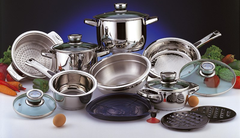 Выбираем кухонную посуду рационально