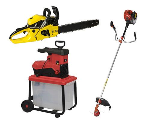 Садовая техника и инструменты с гарантией