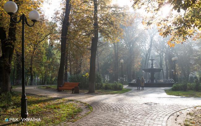 Погода на сегодня: в Украине солнечно, температура до +25