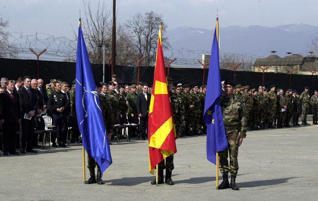 НАТО и Македония начали официальные переговоры о вступлении
