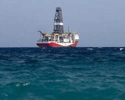 Турция начала разведывательные работы по поиску нефти в Средиземноморье