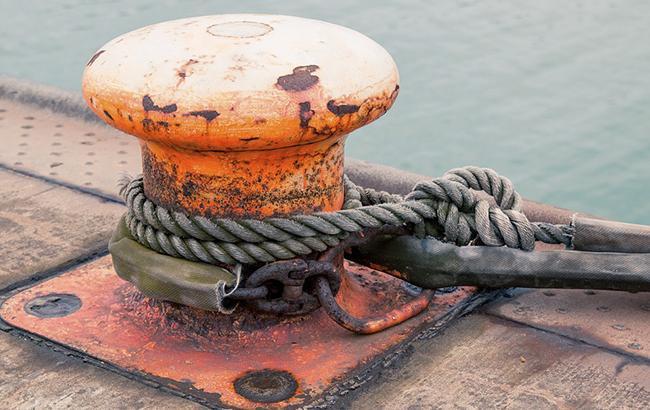 В 2018 году уменьшилось количество иностранных судов, заходящих в порты оккупированного Крыма, - МинВОТ