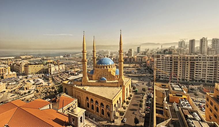 Дешевые авиабилеты Киев – Бейрут
