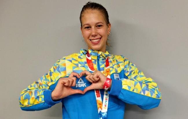 Украинцы выиграли два золота на юношеской Олимпиаде в командных соревнованиях