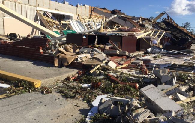 В США жертвами урагана
