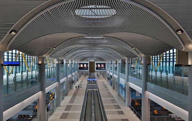 Эрдоган открыл самый крупный аэропорт в Турции