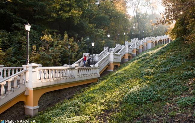В Киеве обновлена еще два температурных рекорда