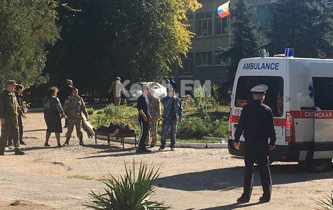 Взрыв в политехническом колледже Керчи: все подробности