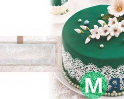 Как красиво задекорировать торт