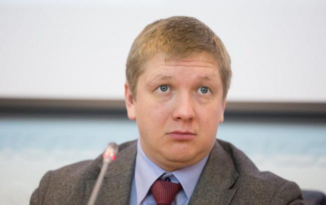 Коболев: в Украине остается угроза отключения населенных пунктов от газа