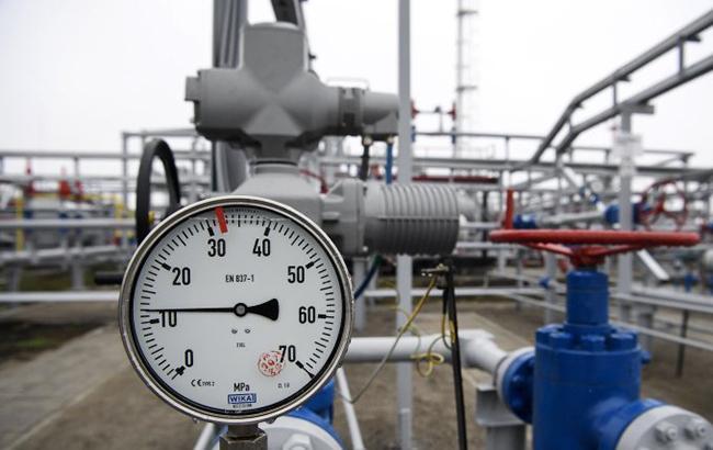Объемы газа в ПХГ снизились из-за похолодания