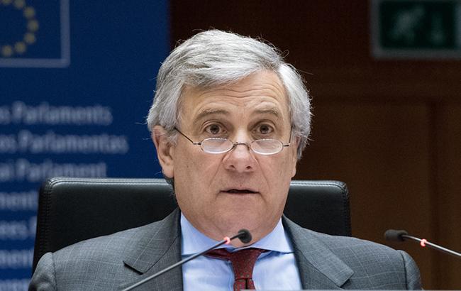 Президент ЕП надеется на освобождение захваченных РФ украинских моряков