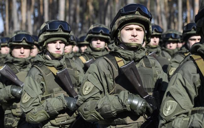 Определенные подразделения Нацгвардии частично подчинят ВСУ