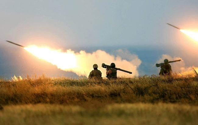 На Донбассе за сутки обошлось без потерь среди украинских военных