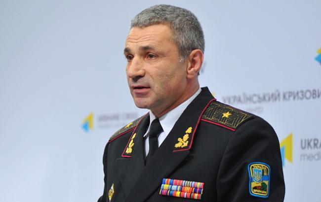 Захваченные украинские матросы дают показания под давлением, - командующий ВМС