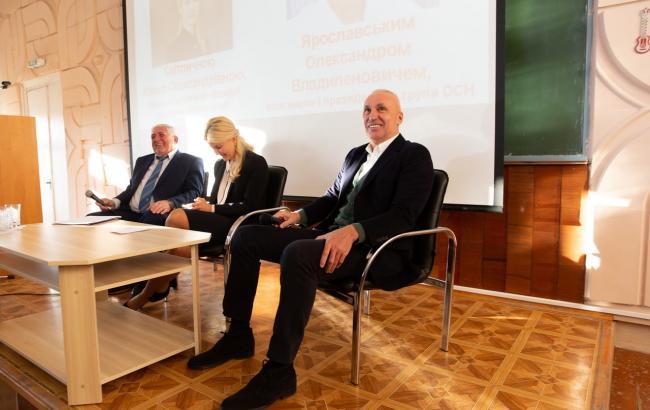Ярославский рассказал студентам, как развивает ХТЗ