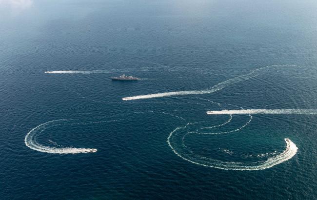 РФ захватила три корабля ВМС Украины