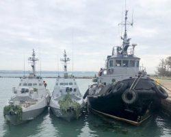 Всех незаконно задержанных РФ украинских моряков перевели в СИЗО Москвы