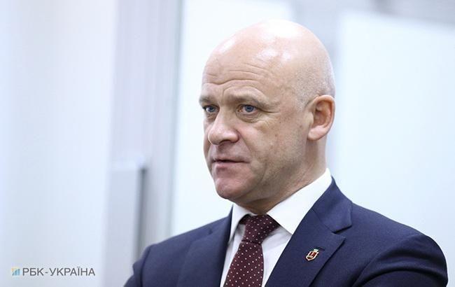 Мэру Одессы Труханову зачитали обвинительный акт