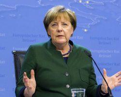 Самолет Меркель вынужденно приземлился на пути на саммит G20