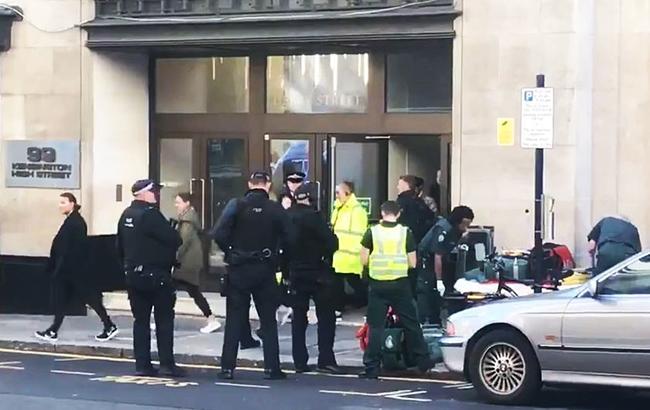 В Sony Music рассказали подробности нападения с ножом в лондонском офисе