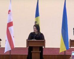 Украина, Грузия и Молдова договорились совместно решать территориальные проблемы