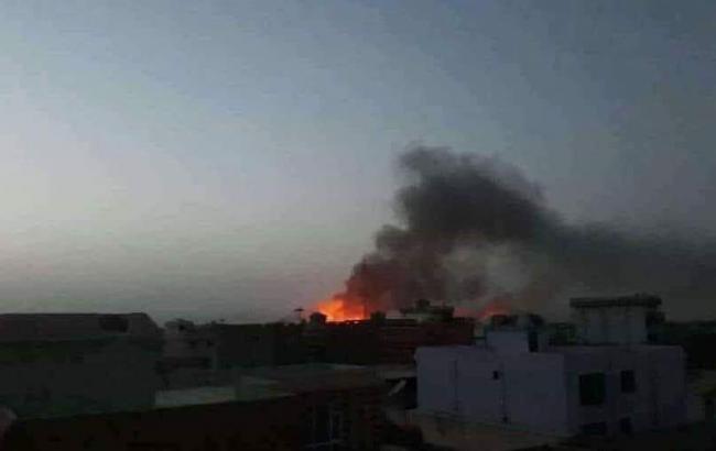 В Афганистане при атаке на военную базу погибло 10 человек