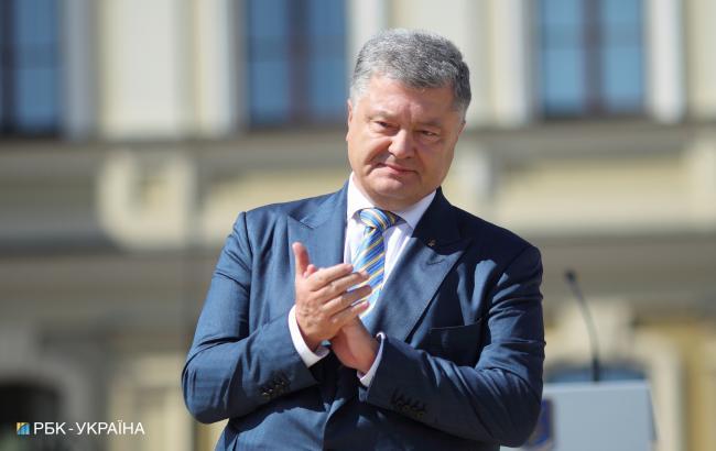Порошенко задекларировал 60 млн гривен дивидендов