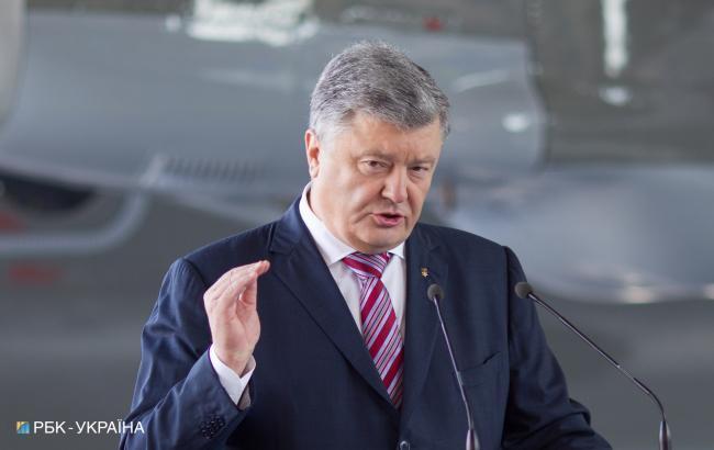Порошенко предлагает ввести военное положение в Украине с 28 ноября