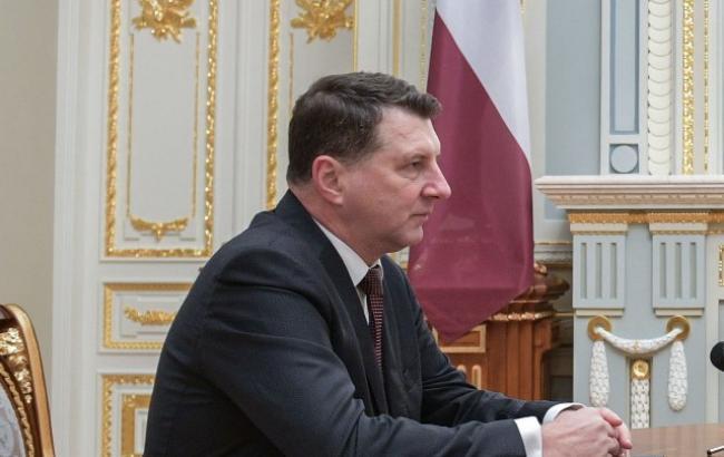 Латвия поддержала непризнание