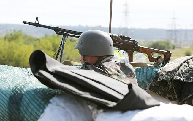 В Минобороны констатировали отсутствие потерь среди украинских военных на Донбассе