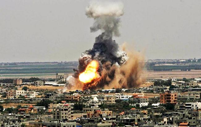В Сирии заявили о гибели 15 гражданских при авиаударе коалиции