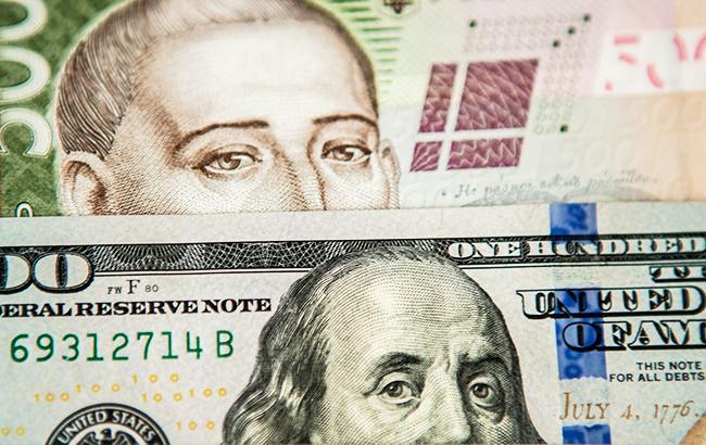НБУ понизил справочный курс доллара до 27,71 грн/доллар