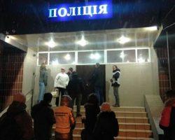 В полиции подтвердили задержание активистов С14