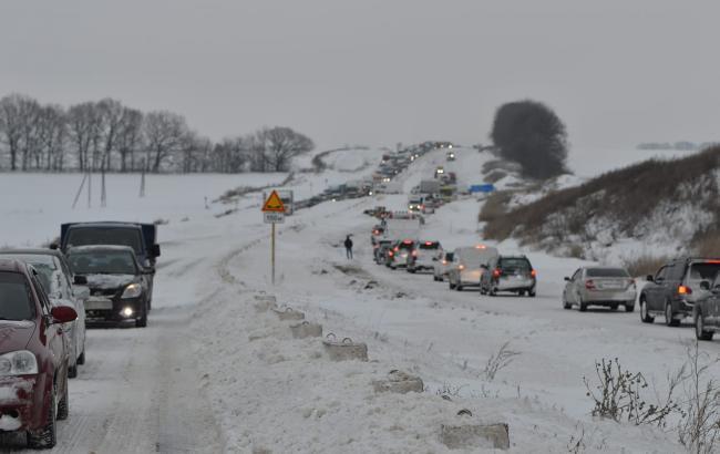 Въезд в Полтавскую область будет закрыт для всех видов транспорта до завтра