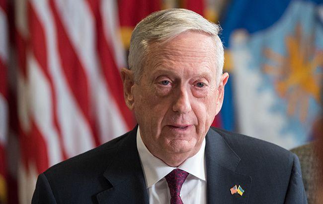 Министр обороны США пойдет на пенсию в феврале 2019 года