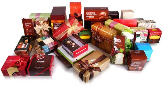 Сладкие шоколадные корпоративные подарки