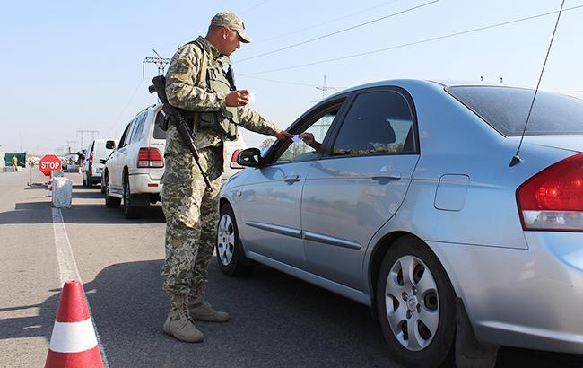 Украина усилила контроль на границе на период праздников