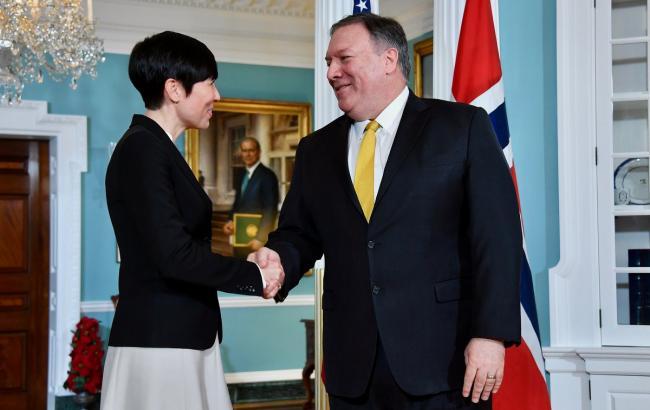 США и Норвегия обсудили агрессию РФ и ситуацию в Украине