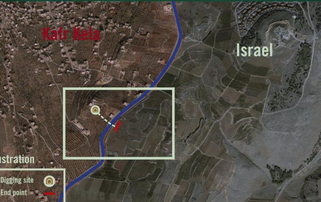 Израиль на границе с Ливаном начал операцию уничтожения