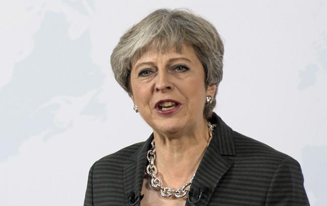 Мэй призвала британский парламент одобрить соглашение по Brexit