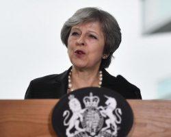 В Британии проголосовали по вотуму недоверия Мэй