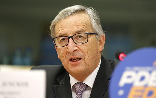 Евросоюз не пытается удержать Британию, - Юнкер