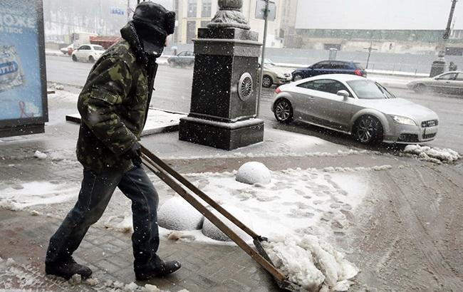 Синоптики предупреждают о гололеде в Киеве